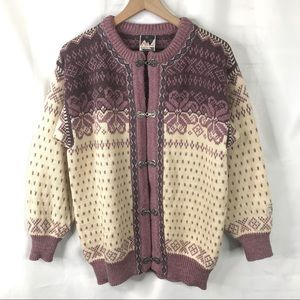 Dale of Norway Pure Wool Vintage Sweater Small